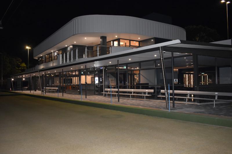 Edwardstown Bowling Club at Nigh